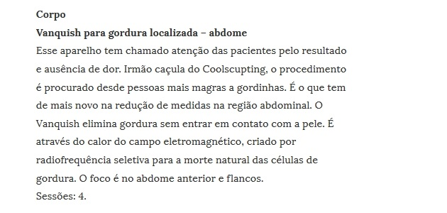 Marie Clare - 8 procedimentos estéticos (1)